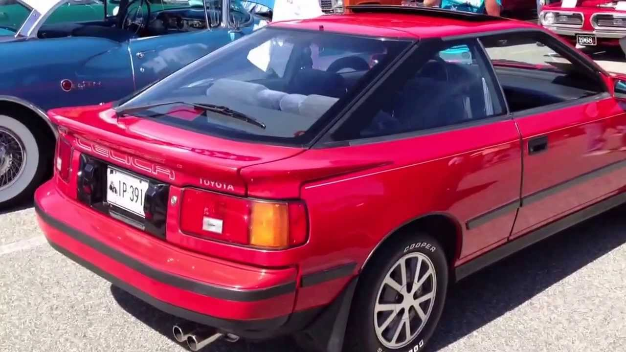1987 Toyota celica gts not the all trac rally car SOLD ...