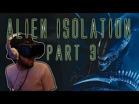 MEET THE LOCALS - Alien Isolation Oculus Rift Dk2