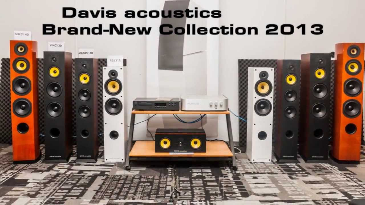 Davis Acoustics 25 SCA10 T