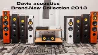 davis Acoustics - Speakers Manufactory 2013