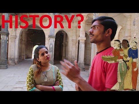 UPARKOT - The History Of Junagadh Fort