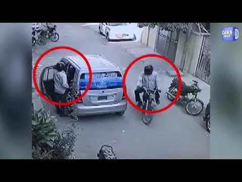 Karachi mein ghar ki chaat par palay janwaron ko neechay