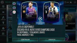 FIFA 19 LA CHAMPIONS LEAGUE [FIFA MOBILE]   MONKEYPLAY  