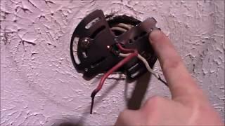 Ceiling Fan Universal Mounting Bracket