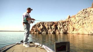 How to fish small jigs in deep water (Diamond Valley Lake, Lake Mead, Lake Havasu)
