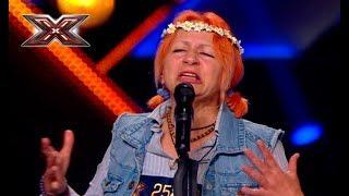 Кретова Елена – Авторская песня – Х-Фактор 8. Третий кастинг