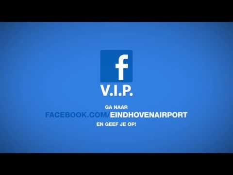 Eindhoven Airport Facebook VIP