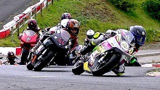 Moto GP for Kids aged 8+: Cool FAB British Minibikes Champ. Rd 4, Rowrah, MIniGP50