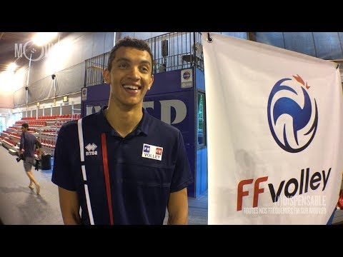 L'interview (1)dispensable : Barthélémy Chinenyeze (volley)