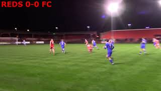 WORKINGTON REDS VS FARSLEY CELTIC MATCH DAY HIGHLIGHTS!!!