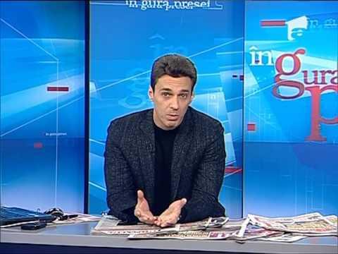 In Gura Presei 23 Noiembrie 2011 cu Mircea Badea