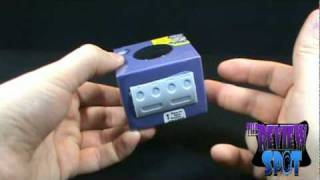 Random Spot - Nintendo Gamecube Candy container