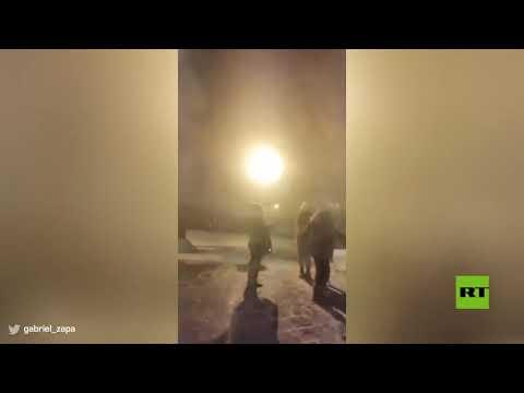 أجواء نادرة.. الثلج يتساقط جنوب البرازيل  - نشر قبل 2 ساعة