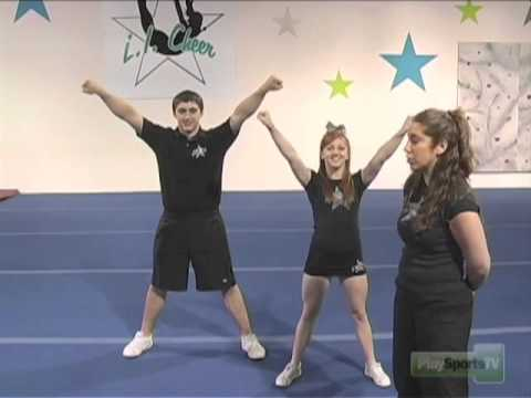 Motion Drills - Cheerleading Drills