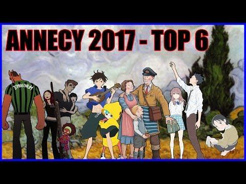 Les six meilleurs films d'animation du Festival d'Annecy 2017 – AniMag