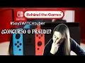 #SoySWITCHtuber ¿CONCURSO O FRAUDE?   Behind the Games - Opinión - Nintendo - Switch  - Ganadores