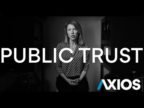 Behind the collapse of public trust in America