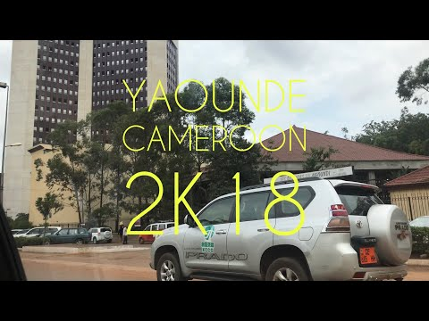 YAOUNDE CAMEROON 2018