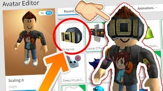 Free!! AMAZING FUTURISTA MASK [CODE IN DESCRIPTION] ROBLOX Clothes Free!