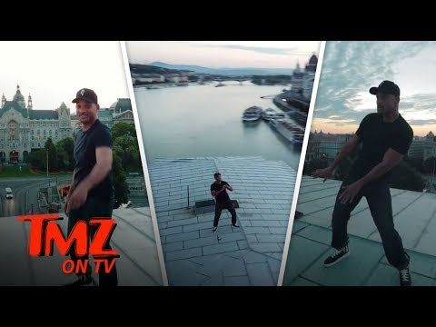 Will Smith's In My Feelings Challenge The Best Yet | TMZ TV