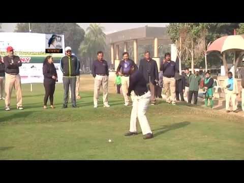 Inauguration of 19th Summit Amature Golf Tournament 2015 at Kurmitola Golf Club