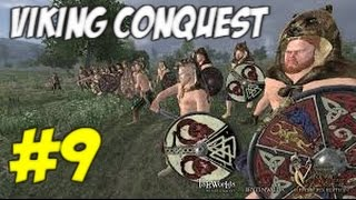 Mount & Blade: Viking Conquest #9 ГДЕ ЖЕ ЭТОТ ТОРГОВЕЦ ГОТЛИ?