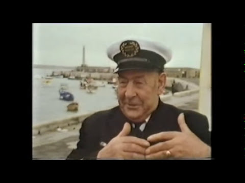 Denis Price. Southern News Television Interview in 1983