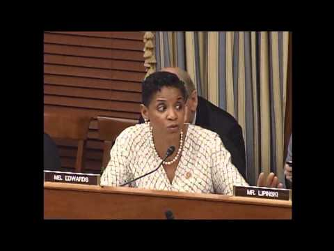 Rep. Donna Edwards (D-MD) - FIRST Act Questions for Counsel, Part I 5/21/14