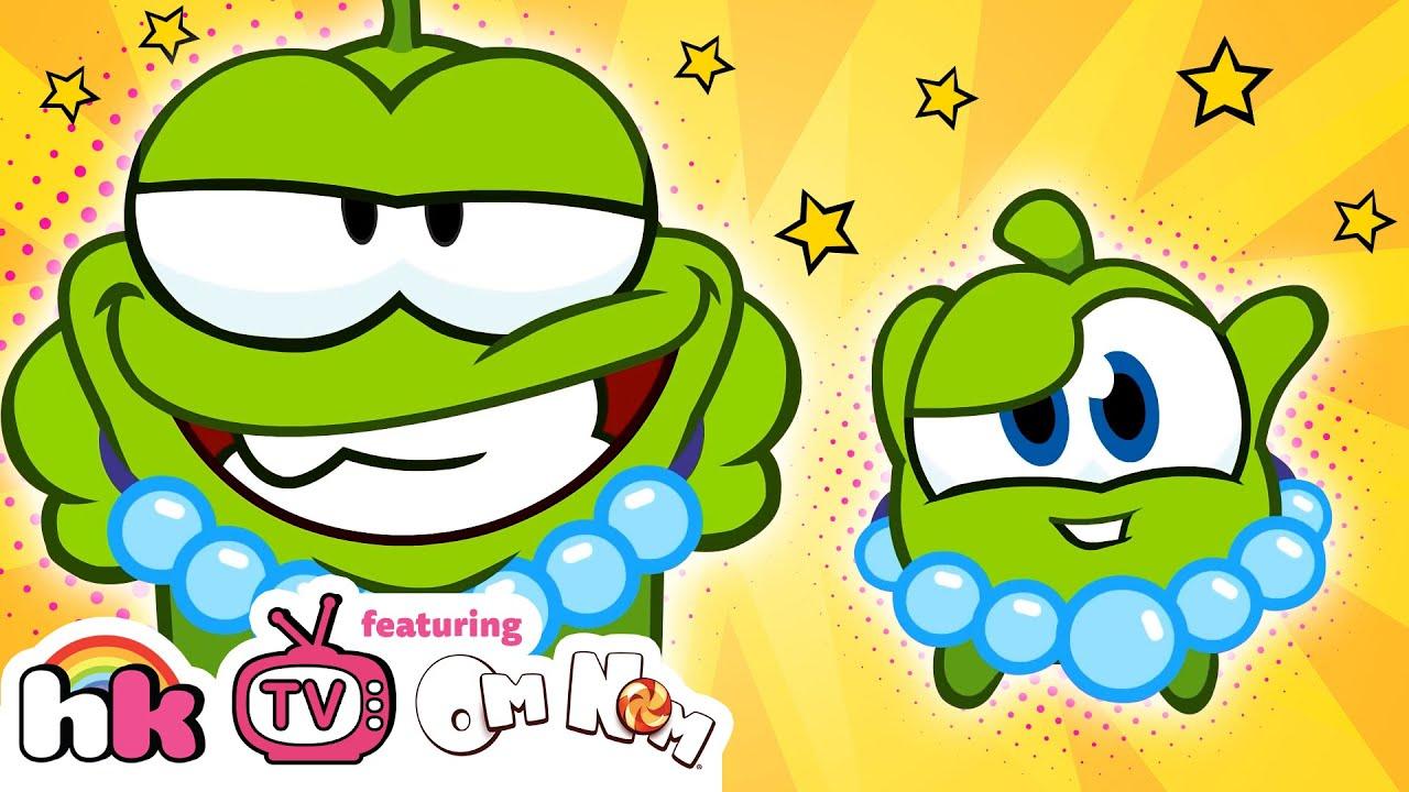 Best of Om Nom Stories - Nibble Nom: Pearl Treasure (Season 17) | Funny Cartoons | HooplaKidz TV