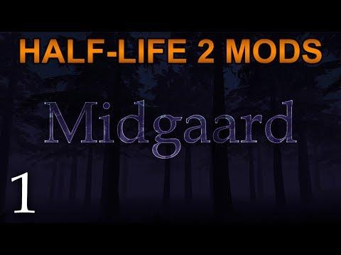 Half Life 2 Mods: Midgaard Part 1 [Gloward]