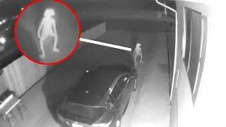 10 Unsolved Mysteries Caught on Camera