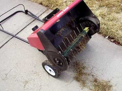 how to build a rink rake