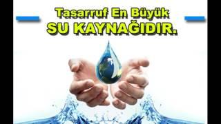 Suyu İsraf Etmeyin,Dünya Su günü çocuk Şarkısı