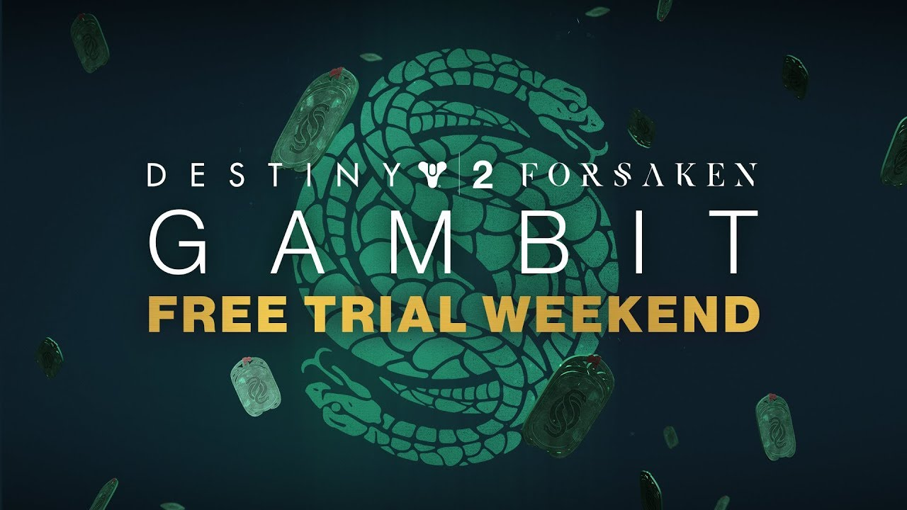 Destiny 2 is free for PC users through November 18, Gambit free