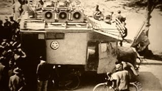 Liberazione 24 25 Aprile 1945 gli alleati da Argenta a Ferrara su Telestense