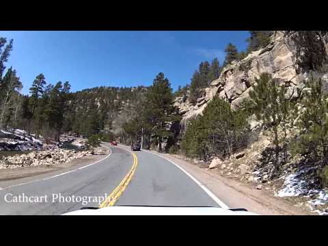 Big Thompson Canyon: Post Flood Survey (March 2014)