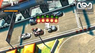 Mini Motor Racing EVO PC Gameplay *HD* 1080P