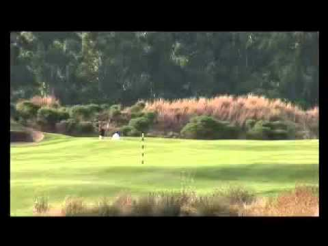 Video over de Fancourt Hotel & Country Club in George, Zuid Afrika