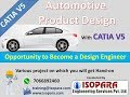 Domain Training in Automotive Product Design with CATIA V5 | ISOPARA