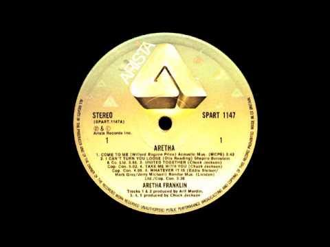 Aretha Franklin - United Together (Arista Records 1980)