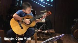 Gambar cover Guitar Class - KHUUDUCHAI Music Class