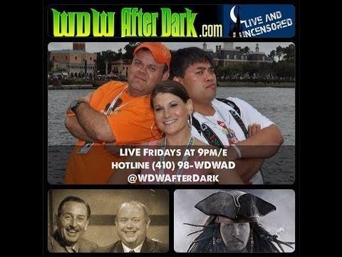 WDW After Dark: May 16, 2014 – Star Wars Speed Dating