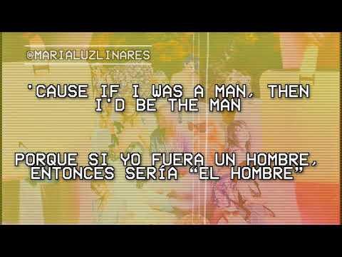 🧔🏻 The man – Taylor Swift (lyrics/español) 🧔🏻