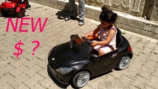 Ayşe Ebrar Play With New Toy Cars - Collection video for kids