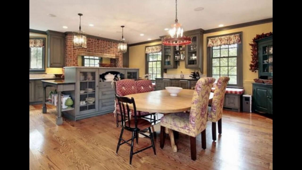 amazing farmhouse kitchen decor ideas youtube