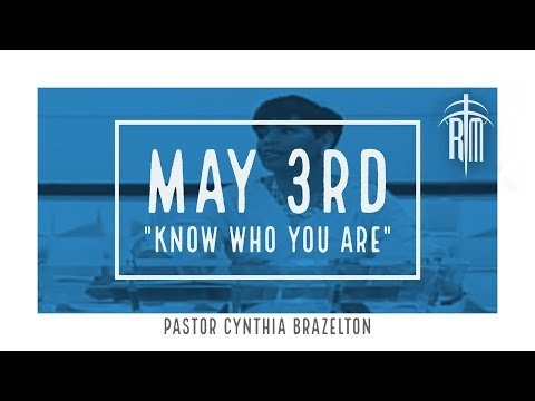 """Know Who You Are"" 