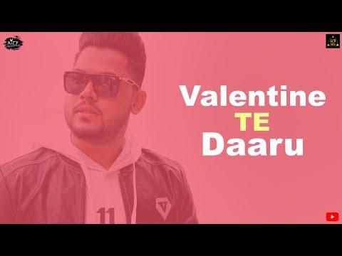 Valentine Te Daaru | DsB | Full Audio |  Latest Punjabi Song 2018