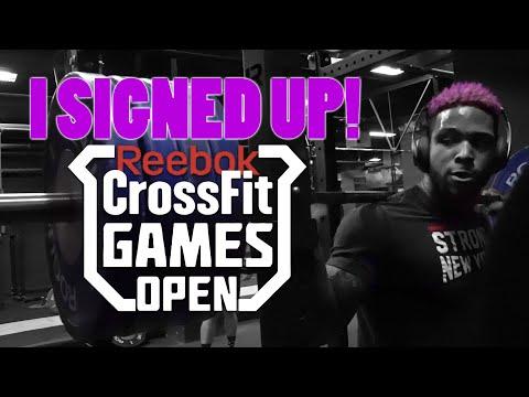 700lb squat | Crossfit Open
