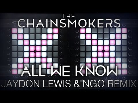 The Chainsmokers - All We Know (Jaydon Lewis & NGO Remix) | Dual Launchpad Pro Cover