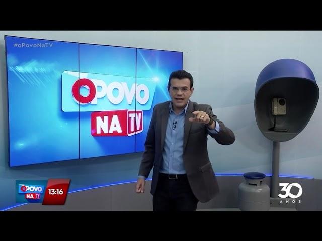 Bandidos roubam Casa Lotérica e agridem vítimas na cidade de Marizópolis - O Povo na TV